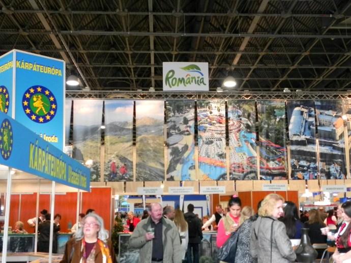 Romania's exposition