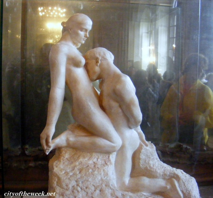 Eternal Spring (A. Rodin)