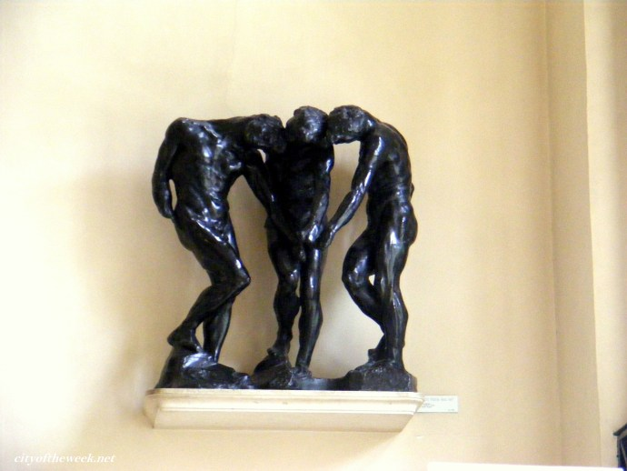 The Three Shades (A. Rodin)
