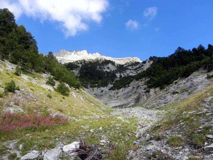 Mount Olympos