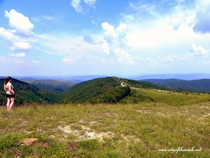 Alba county countryside