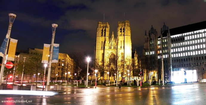Cathedral of St.Michael & St. Gudula