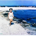 1995 enjoying the shore :)
