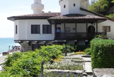 Palace of Balchik