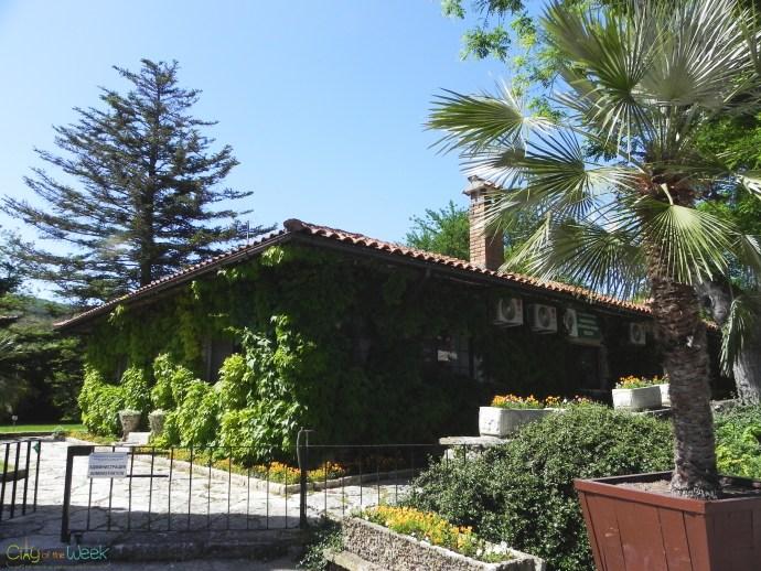 Botanical Gardens of Balchik