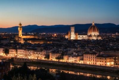 Signorina District Florence- image via Flickr by mr.donb