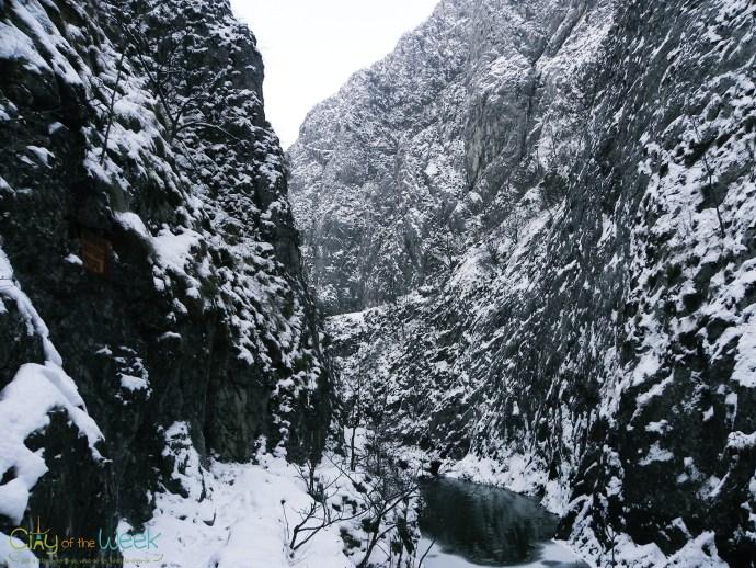 lovely Turda Gorge