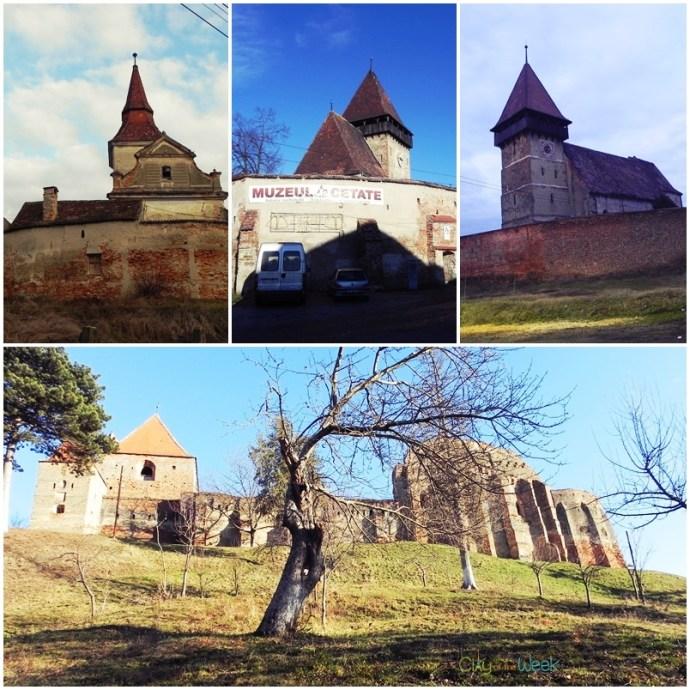 Forgotten Saxon Fortified churches of Transylvania