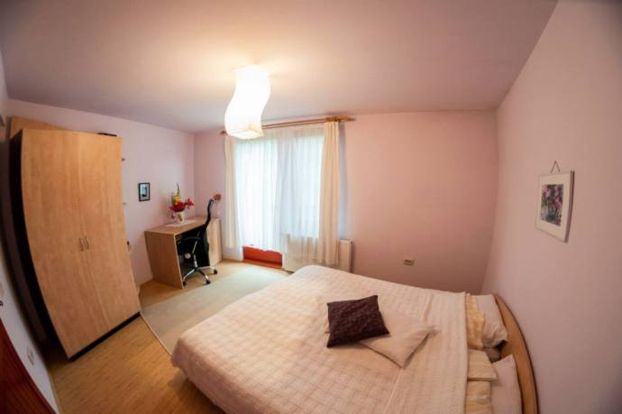 double room at Agape Resort Corunca