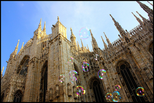 Milan - image via Flickr by Valentina_A
