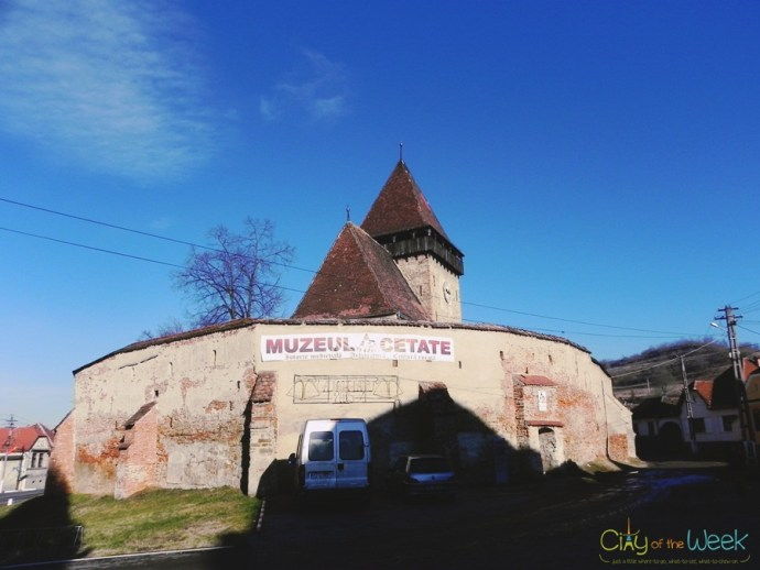 Axente Sever | Fortified Churches