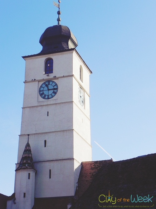 Council Tower Sibiu