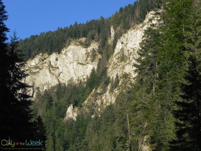 Ordancusii Gorge - Western Carpathians