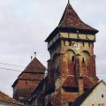 Valea Viilor Medieval Fortified Church Tower