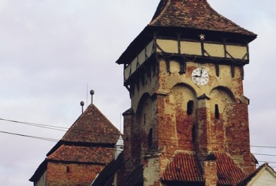Valea Viilor Medieval Fortified Church Tower