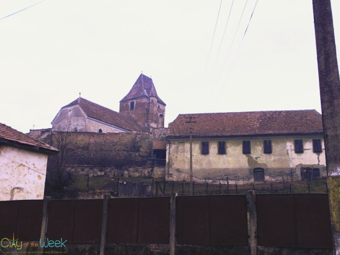 remains of the Medieval Church of Buzd | Fortified Churches