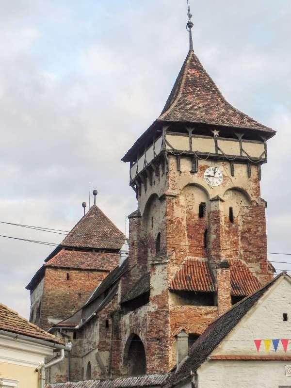 Valea Viilor, Sibiu, Transylvania, Romania