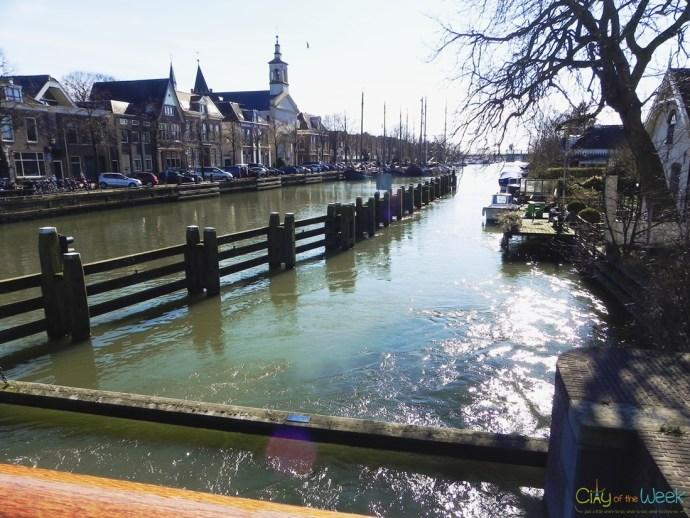 canals of Muiden