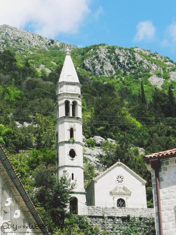 St. Anthony's Church Perast