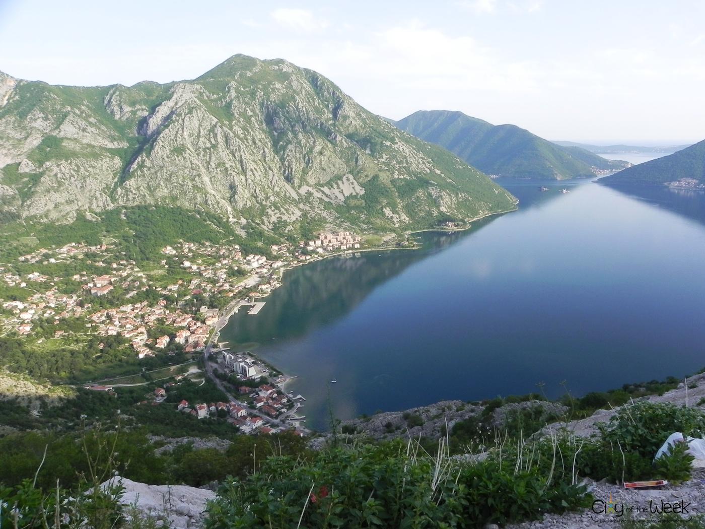 The Three Best Views of Kotor Bay