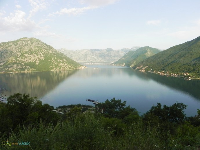 view of Kotor By from the E65