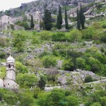 Our Lady of Remedy & Kotor walls