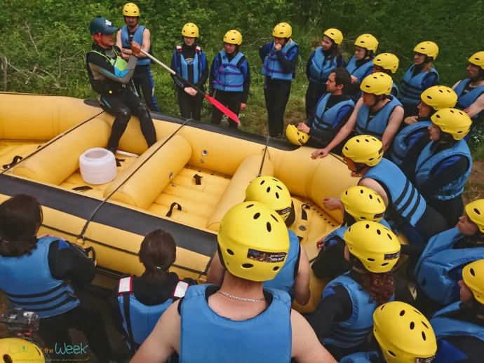 Introduction to Rafting