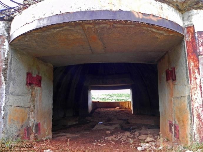 Large Bunker in Albania