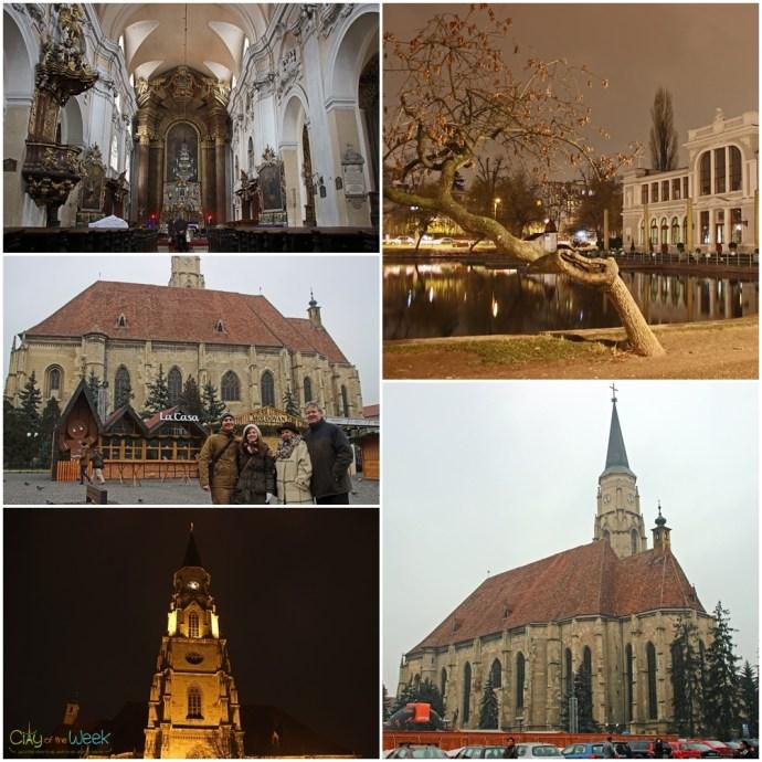 Memories of Cluj Napoca 2015