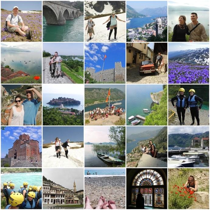 Memories of the Balkans