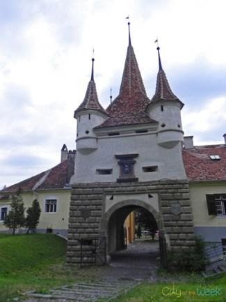Catherine's Gate, Brasov