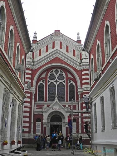 Synagogue Brasov