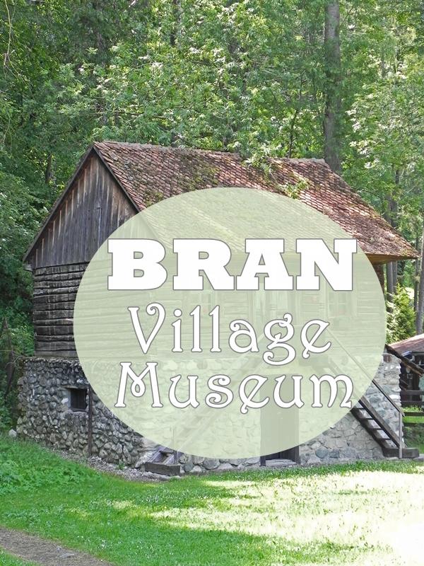 Village Museum of Bran