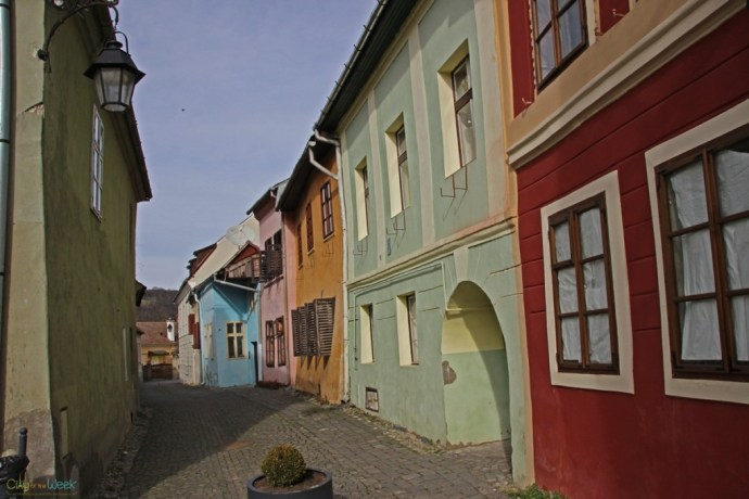 Sighisoara Old Town UNESCO