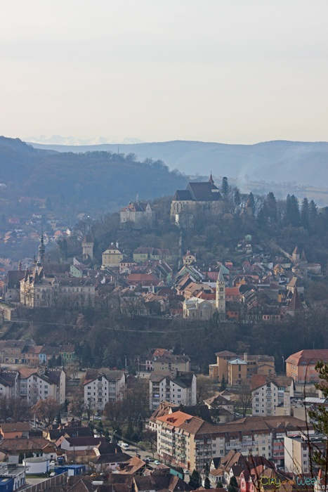 The Best View of Sighisoara