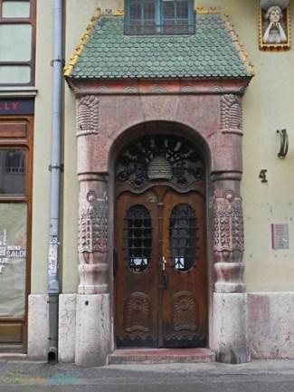 Doors of Novi Sad, Serbia