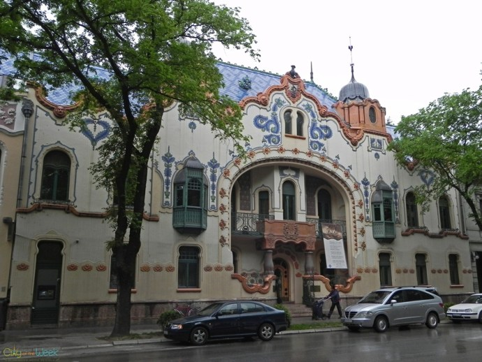 Raichle House, Subotica