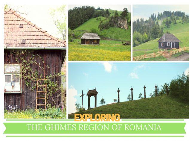 Ghimes Transylvania Romania