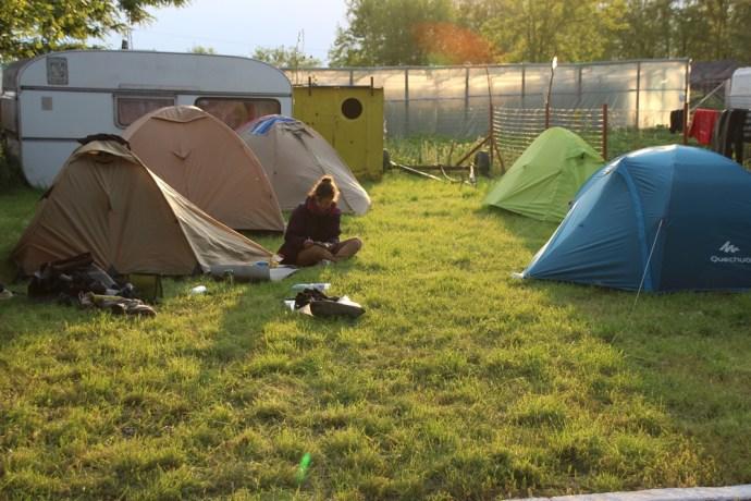 Camping Danube Delta Partizani Sulina