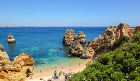 Beautiful Places You Need to See in Lagos, Portugal