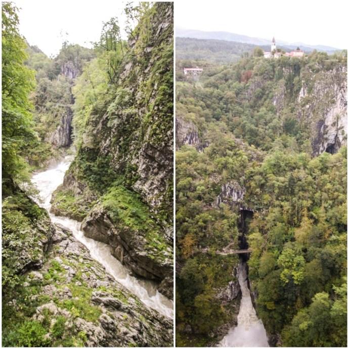 Slovenian karst - Skocjan Cave