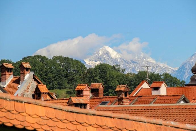 Triglav Mountains Slovenia
