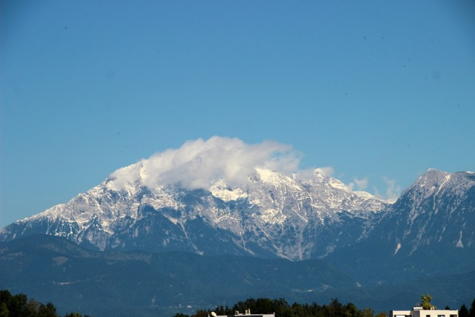 Triglav Mountains Slovenia