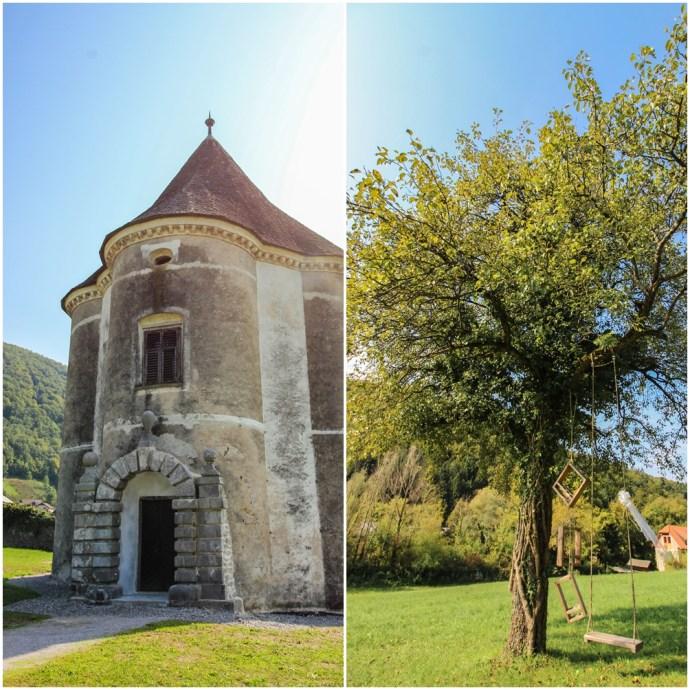 Devil's Tower, Soteska, Dolenjska, Slovenia