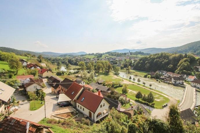 Zuzemberk Castle, Dolenjske Region, Slovenia
