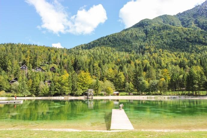 Visit Kranjska Gora, Lake Jasna, Slovenia