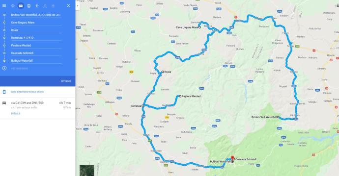 Western Carpathians Spring Itinerary