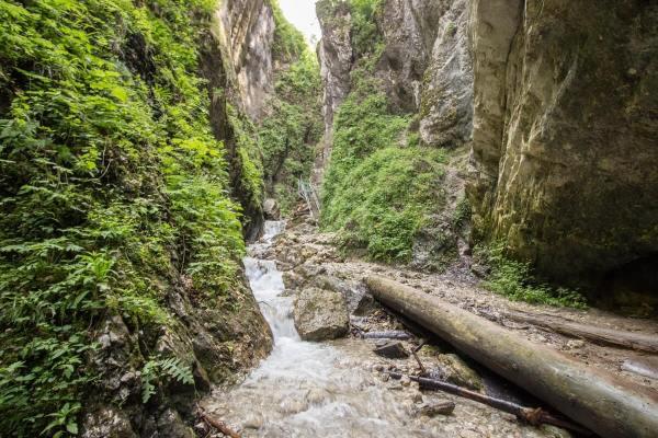 7 Ladders Canyon   Canionul 7 Scari Romania