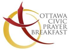 Ottawa Civic Prayer Breakfast Logo