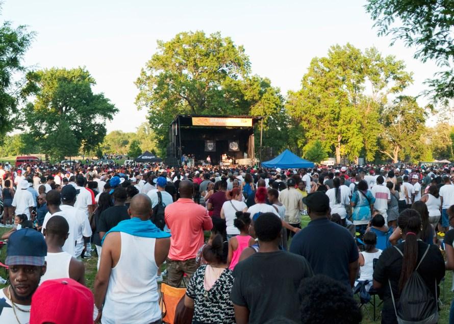 NYRR Open Run to SummerStage, Crotona Park